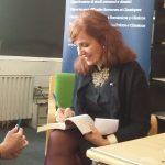 Elvira Lindo på Stockholms universitet
